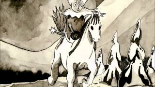Tanoshii Moomin Ikka - Song of Lady of the Cold