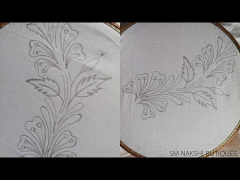 How to draw flower with pencil, flower drawing designs very easy, EP:5