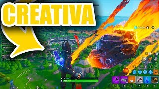 "HOW TO GO TO THE MAIN ISLAND IN CREATIVE! ""season X"" - Fortnite Bugs & Glitches - Fortnite ITA"