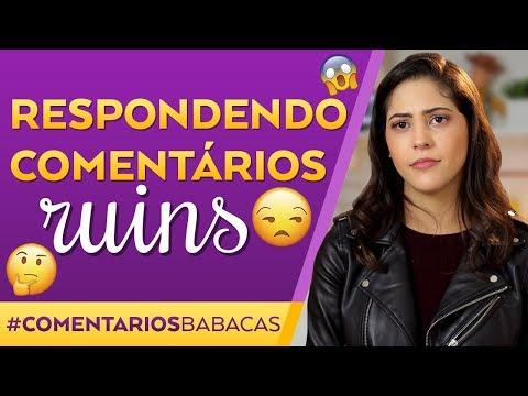 RESPONDENDO HATERS | Dora Figueiredo