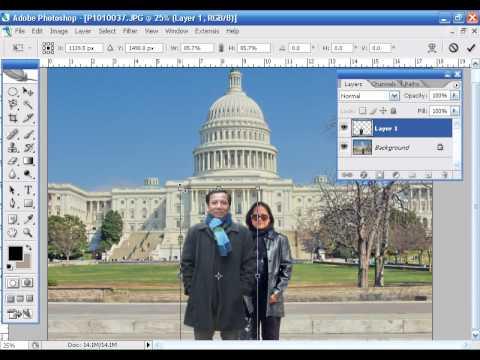 Photoshop CS2 - Phan 11 - Bai 8 - Cat ghep cao cap voi phan mem Corel Knockout 2