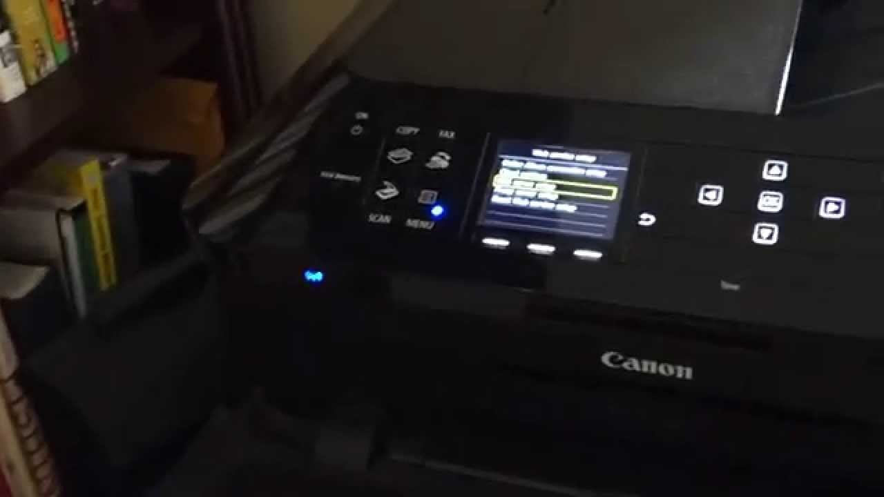 how to connect chromebook to canon printer