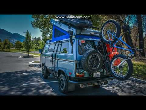 Tour of a Vanagon Syncro (Not mine)