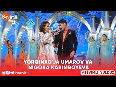 YORQINXO'JA UMAROV VA NIGORA KARIMBOYEVA