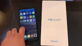Honor Note 10 Review | مراجعة اونر نوت ١٠