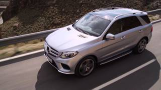 GLE world premiere at the New York Auto Show