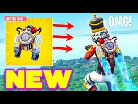 *NEW* Jetpack   Did I choked or is the jetpack just bad!?!    #ReplayRoyale