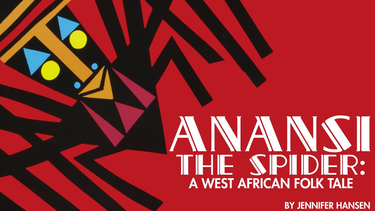 Image result for anansi the spider