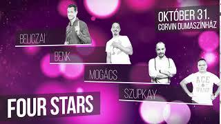 Four Stars október 31-én | Dumaszínház
