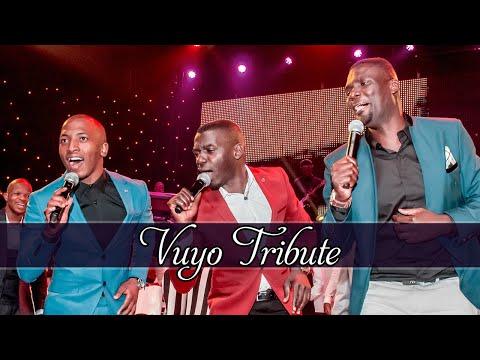 Spirit Of Praise 6 feat. Jay Mbiza, Dumi Mkokstad & Rofhiwa - Vuyo Tribute