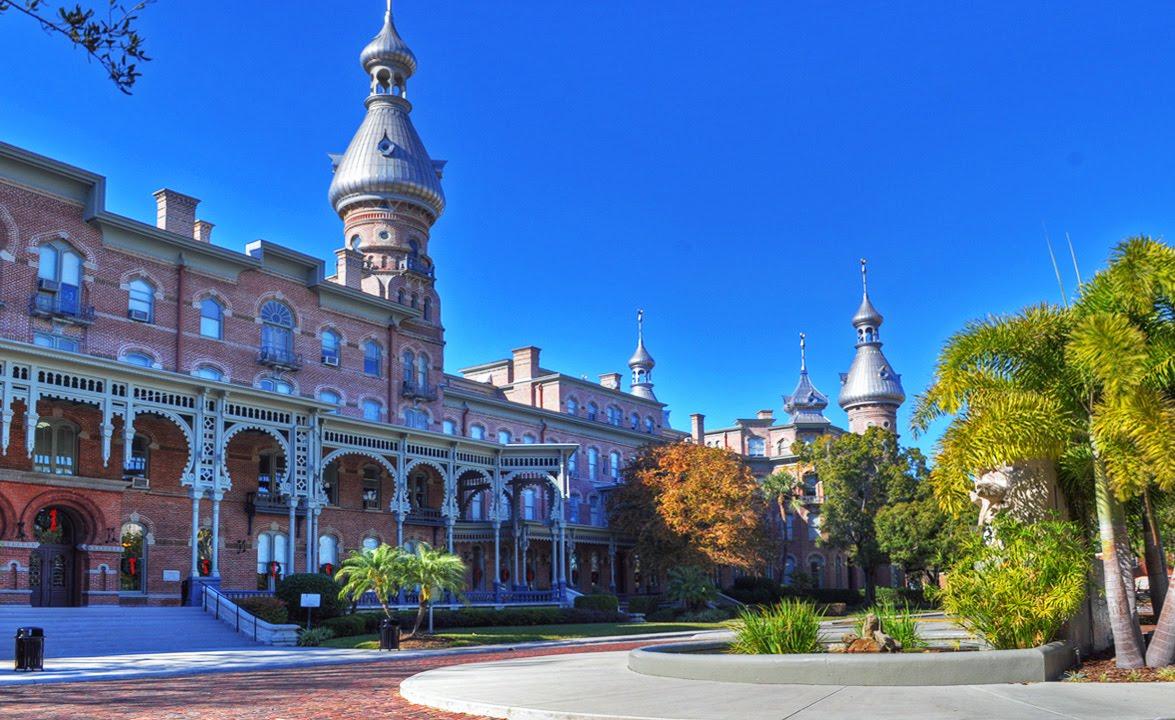 University Of Tampa Ut Youtube
