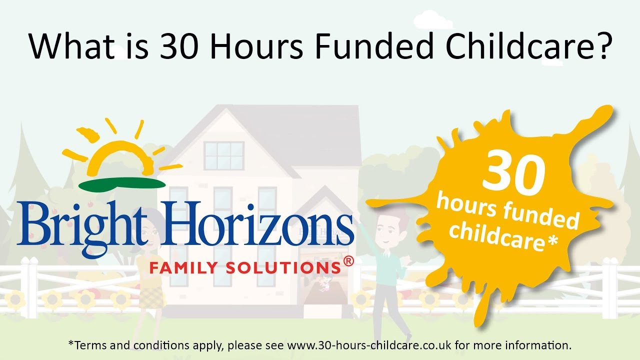 30 Hours Funded Childcare Bright