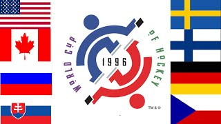 World Cup Of Hockey 1996