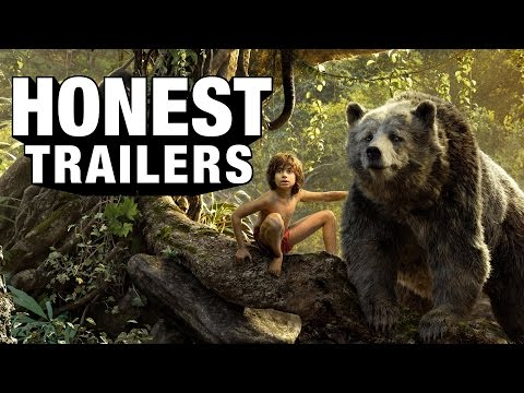 Thumbnail: Honest Trailers - The Jungle Book (2016)