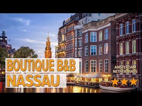 Boutique B&B Nassau hotel review | Hotels in Amsterdam | Netherlands Hotels