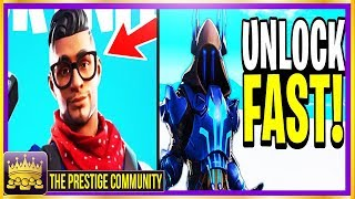 NEW FREE SKIN + We Found A New ''MAX TIERS'' Glitch In Fortnite Season 7! (Unlimited XP) Ps4/Xb1/PC