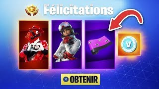 "THE NEW ""RECOMPENSES"" (FREE) OF THE SAINT VALENTIN on Fortnite!! (event)"