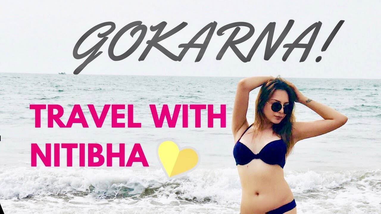The Only Gokarna Vlog You Need To Watch! | Nitibha Travels