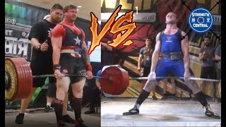 The Sumo WR Vs The Conventional WR For Each Weight Class