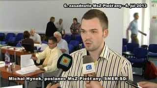 Michal Hynek - rozhovor pre TV Karpaty, Júl 2013