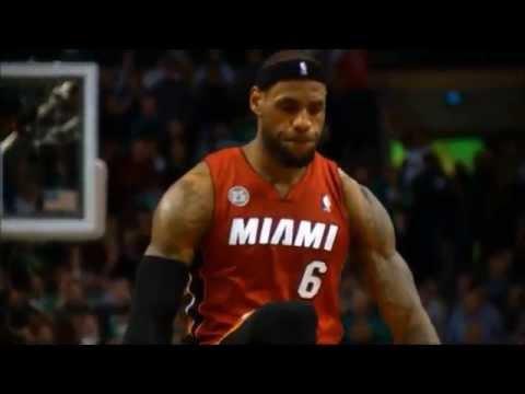 LeBron James 2014- Road to 3peat