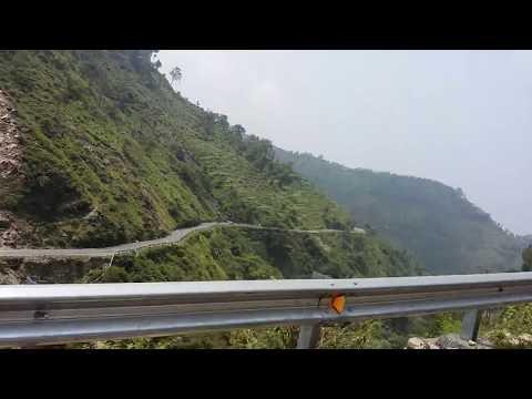 Travelling across Himachal Pradesh-India