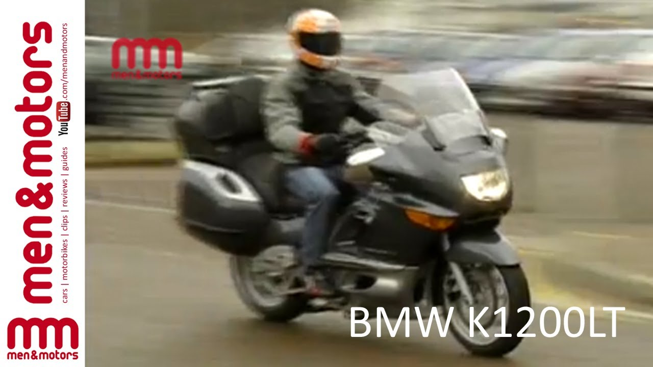 BMW K1200LT Review (2003) - YouTube