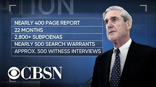 Special Report: Mueller report released