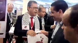 بالفيديو| وزير الإعلام التونسي يزور جناح O2 بالمهرجان العربي للإذاعة والتليفزيون