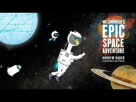 Epic Space Adventure (Narrated book for kids)
