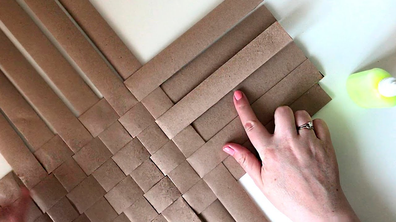 DIY Handmade Box from paper and cardboard | Paper craft