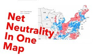 Why the FCC Got Rid of NET NEUTRALITY Explained In One Map!