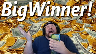 My Biggest Lottery Ticket Winner Recorded! 3,000,000 jackpot