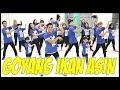 Download lagu IKAN ASIN - GOYANG VIRAL - CHOREOGRAPHY BY DIEGO TAKUPAZ