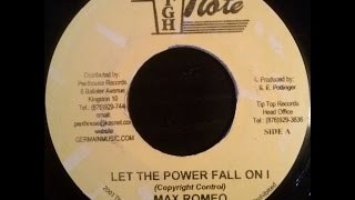 Max Romeo - Let The Power Fall On I