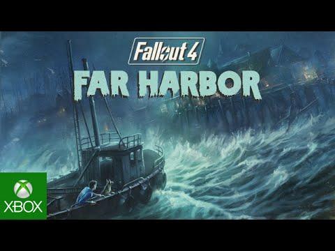 Fallout 4 – Far Harbor Official Trailer