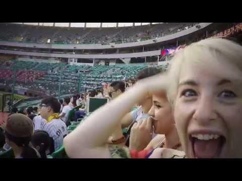 Korean Baseball for Beginners