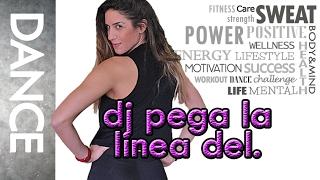 Zumba ® fitness class with Lauren- dj pega la linea del.