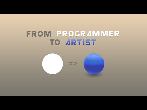 From Programmer To Artist 1 of 10 - Belief