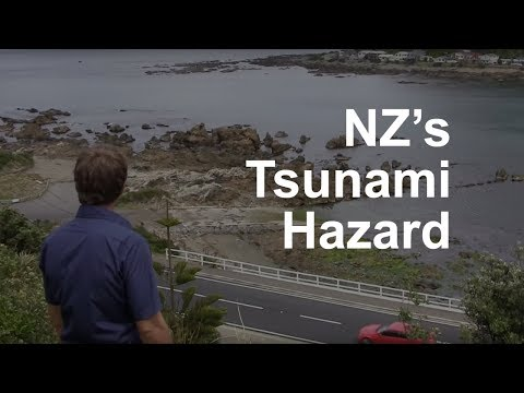 New Zealand's Tsunami Hazard