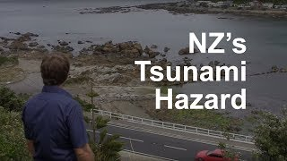 New Zealand's Tsunami Hazard