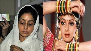 श्री देवी का ये लुक आपको हैरान कर सकता है!! | Sri Devi Spotted Without Make-Up