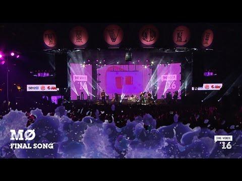 MØ 'Final Song' live til The Voice '16