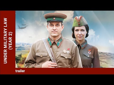 UNDER MILITARY LAW - 2. Trailer. Russian TV Series. StarMediaEN