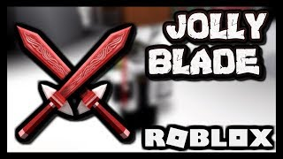 CRAFTING & USING THE JOLLY BLADE IN ROBLOX ASSASSIN