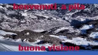 Pila Aosta inverno 2016