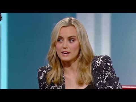 Taylor Schilling on George Stroumbouloupoulos Tonight