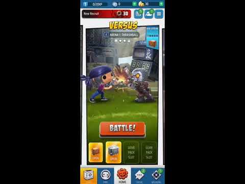Gears Pop is Clash Royale with cover mechanics