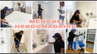 👩‍❤️‍👨 ROUTINE MÉNAGE EN COUPLE: MOTIVATION MÉNAGE! / CLEAN WITH US, EXTREME CLEANING MOTIVATION!🧽🧹