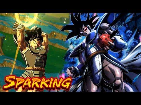 SP Turles Showcase - Dragon Ball Legends